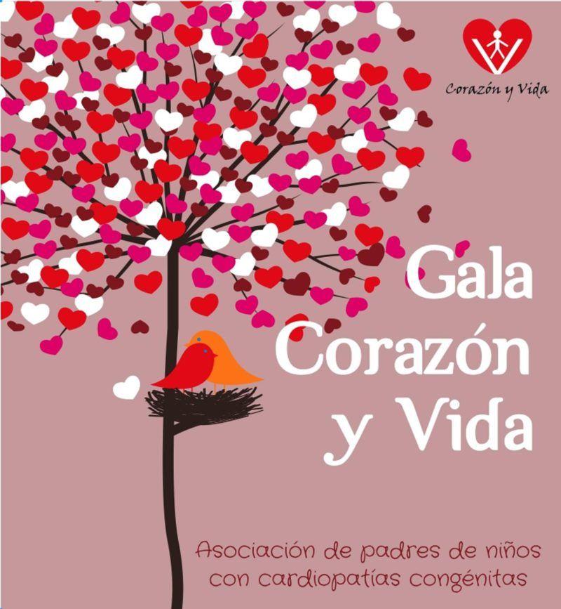 Gala Benéfica Asociación Corazón y Vida