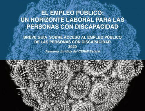 Empleo público: Un horizonte laboral para personas con discapacidad