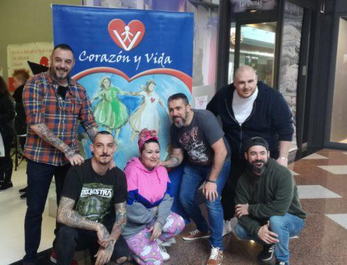Tattoo solidario en Sanlúcar de Barrameda