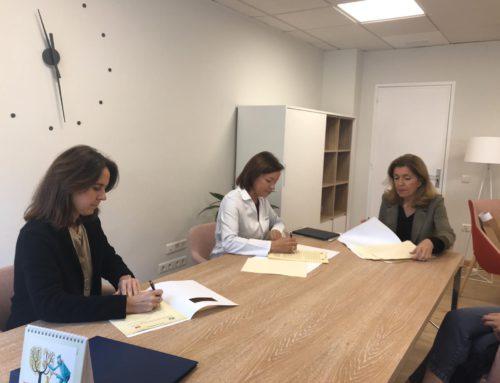 Firma de un nuevo y más amplio Convenio de colaboración con el H.U. Reina Sofía de Córdoba