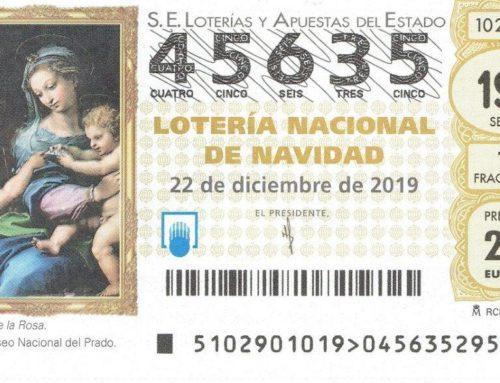 Ya disponemos de lotería de Navidad 2019