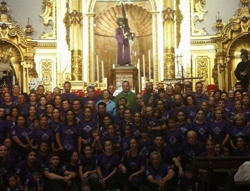 Donación de peregrinos de Los Palacios y Villafranca a Corazón y Vida
