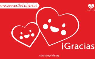 donacion asociacion corazon y vida