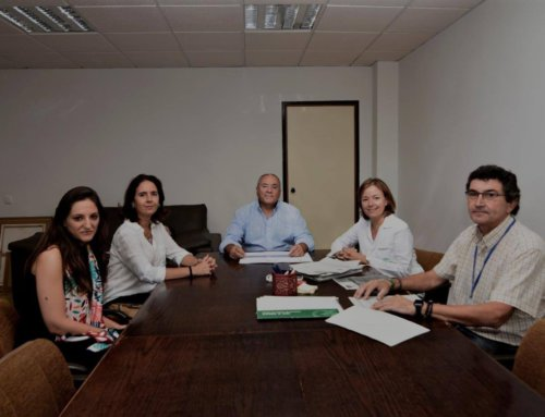 Corazón y Vida renueva su convenio de colaboración con el Hospital Reina Sofía de Córdoba
