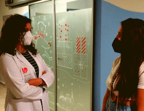 """Lucía Gascón: """"El programa de atención psicológica busca mejorar la calidad de vida de las personas con cardiopatía congénita y sus familias"""""""